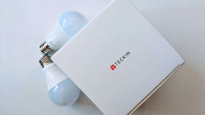 Teckin smart bulbs with 4-pack box